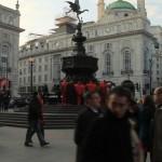 Hearts @ Eros (Anteros) Piccadilly Circus